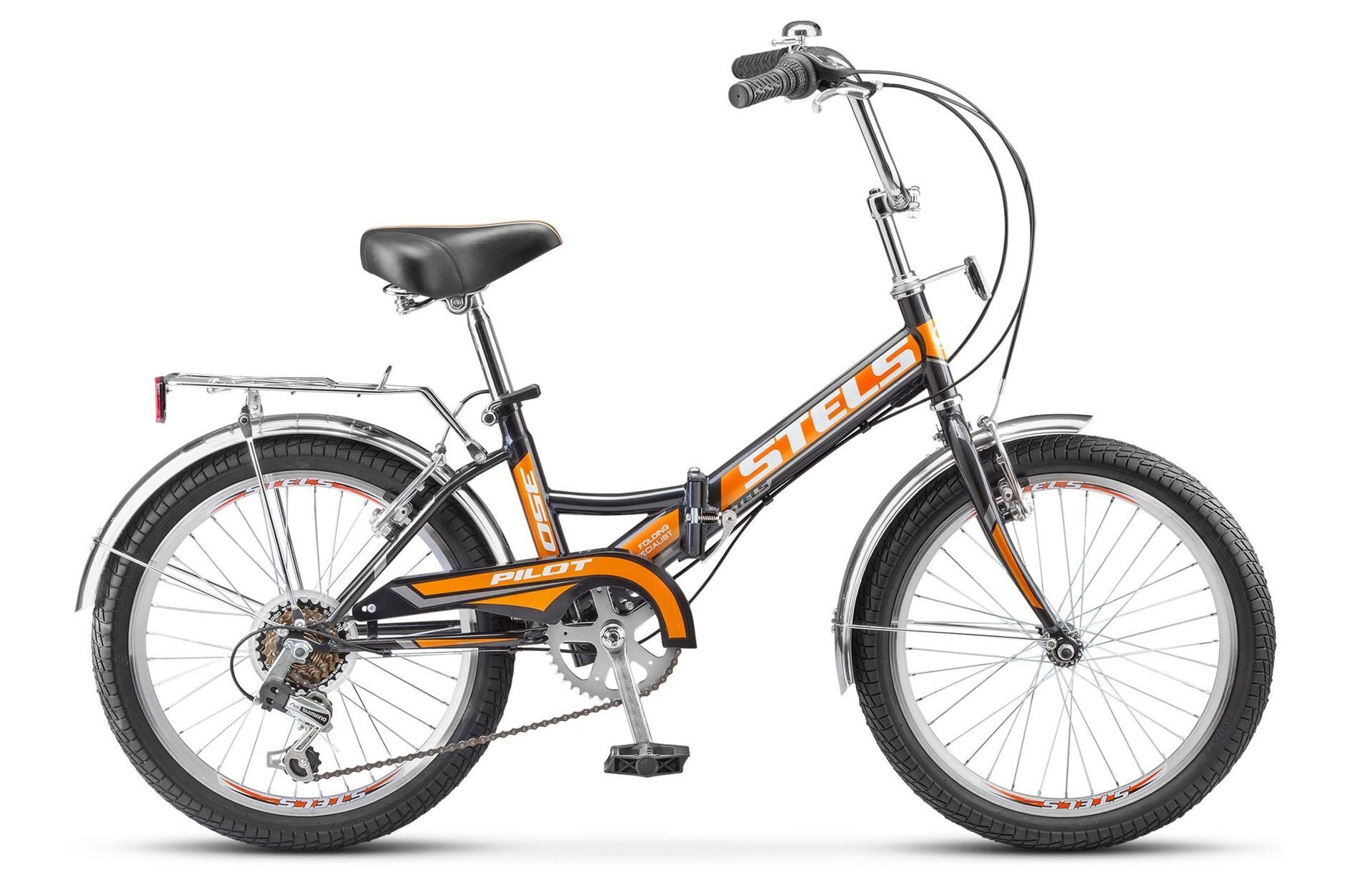 Велосипед складной Stels Pilot 350 20