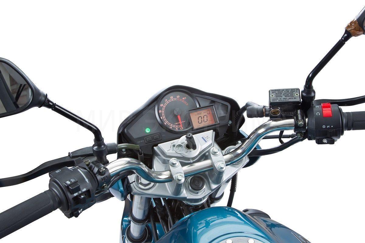 Фото мотоцикла stels flex 250 5