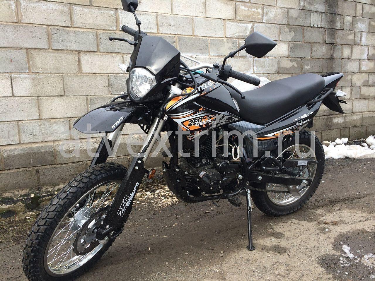 Фото мотоцикла stels 250 эндуро