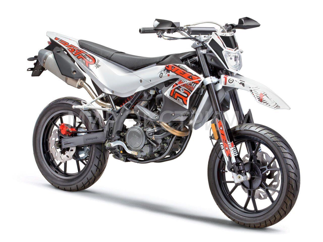 Мотоцикл stels trigger 125 sm on road
