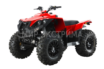 STELS ATV 800 D RED