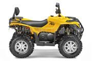 STELS ATV 800D_right